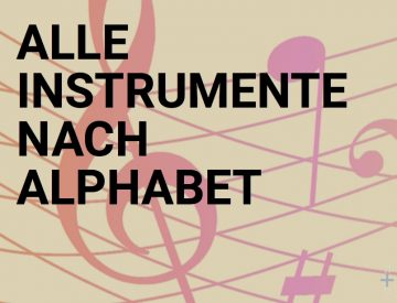 alle Instrumente